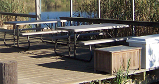 Selby Bay Sailing Center - Picnic Pavilion